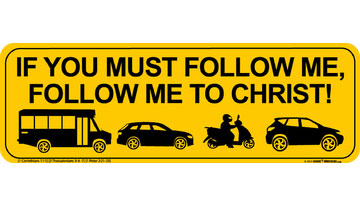 Follow Me to Christ
