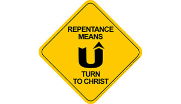 Repentance Pack of Stickers360x206